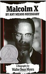 Malcolm X: By Any Means Necessary (Paperback)