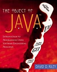 The Object of Java (Paperback, CD-ROM)