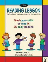 The Reading Lesson: Teach Your Child to Read in 20 Easy Lessons (Paperback, 2, Second Edition)