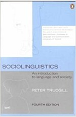Sociolinguistics : An Introduction to Language and Society (Paperback)