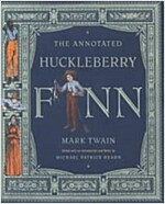 The Annotated Huckleberry Finn (Hardcover)