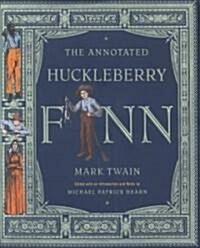 The Annotated Huckleberry Finn (Hardcover)