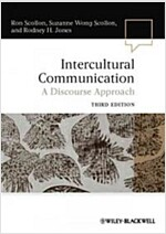 Intercultural Communication : A Discourse Approach (Paperback, 3rd Edition)