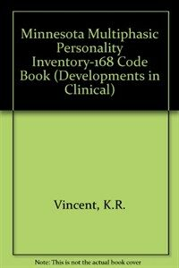 MMPI-168 codebook : including conversion tables for the new NCS scoring keys and the Psychological Corp. scoring keys