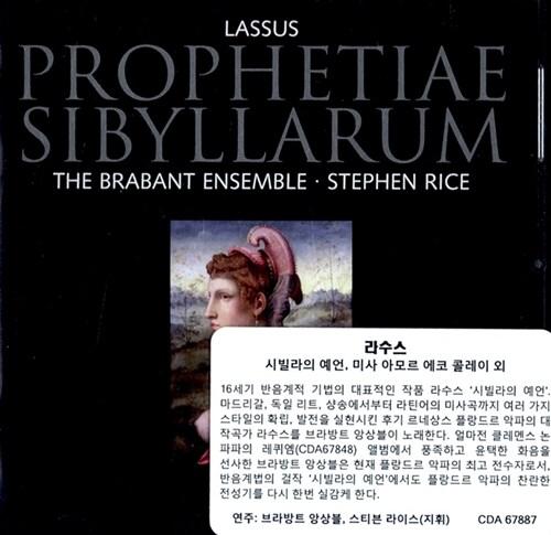 [수입] 라수스 : 시빌라의 예언, 미사 아모르 에코 콜레이 외