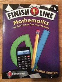 Finish Line Mathematics for the Common Core State Standards Student Book Grade 6 (Paperback)