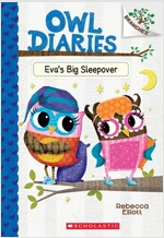Owl Diaries #9 : Eva's Big Sleepover (Paperback)