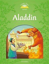 Classic Tales Level 3-1 : Aladdin (MP3 pack) (Book & MP3 download