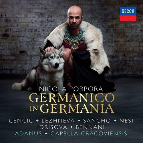 [수입] 포르포라 : 게르마니아의 게르마니쿠스 [3CD]