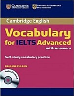 Cambridge Vocabulary for IELTS Advanced Band 6.5+ with Answers and Audio CD (Package)
