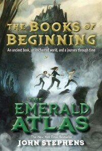 The Emerald Atlas (Paperback)