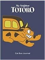 My Neighbor Totoro: Cat Bus Plush Journal (Journal)