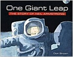 One Giant Leap: The Story of Neil Armstrong (Paperback)