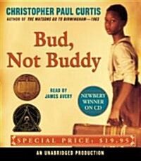 Bud, Not Buddy (Audio CD)