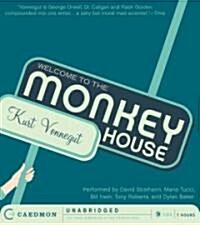 Welcome to the Monkey House (Audio CD, Unabridged)