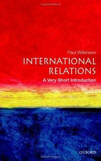 International Relations: A Very Short Introduction (Paperback)