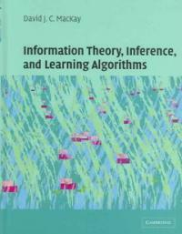 Information Theory, Inference and Learning Algorithms (Hardcover)