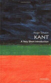 Kant: A Very Short Introduction (Paperback)