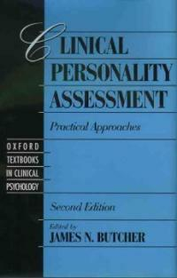 Clinical personality assessment: practical approaches 2nd ed