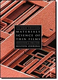 [중고] Materials Science of Thin Films (Hardcover, 2)