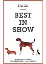 Dogs: Best in Show:Trump Cards (Cards)