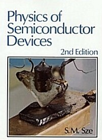 Physics of Semiconductor Devices (2nd Edition, Hardcover)