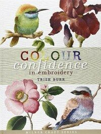 Colour Confidence in Embroidery (Hardcover)