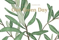 One Green Day : 수채화 컬러링 노트
