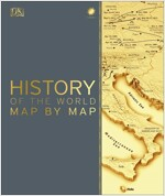 History of the World Map by Map (Hardcover)