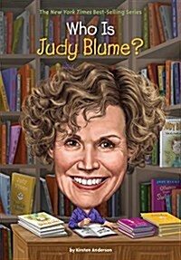 Who Is Judy Blume? (Library Binding)