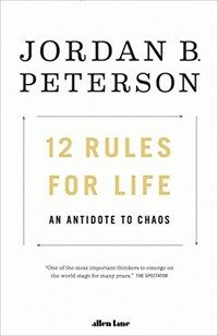 12 RULES OF LIFE (Paperback, 영국판)