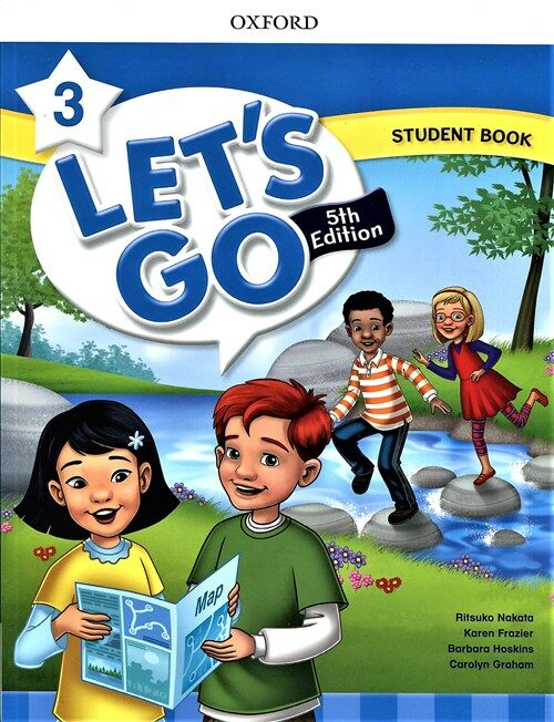 Lets Go 3: Student Book (Paperback, 5th Edition)