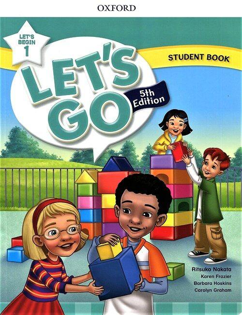 (5판)Lets Go Begin 1: Student Book (Paperback, 5th Edition)
