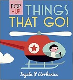 Pop-up Things That Go! (Hardcover)