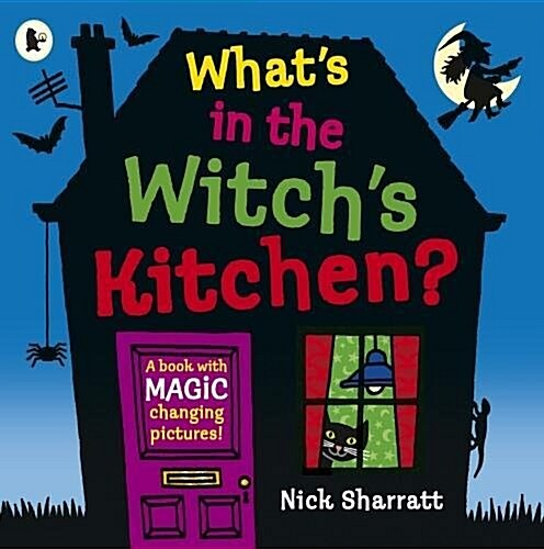 Whats in the Witchs Kitchen? (Paperback)