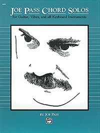Joe Pass Chord Solos (Paperback)