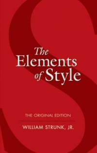 The Elements of Style (Paperback, Original)