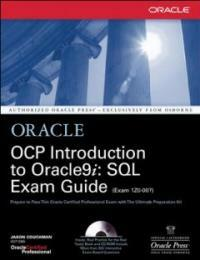 OCP introduction to Oracle9i : SQL exam guide
