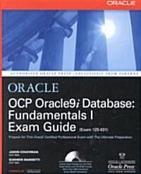 Ocp Oracle9I Database (Hardcover, CD-ROM)