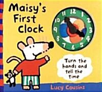 Maisys First Clock (Hardcover)