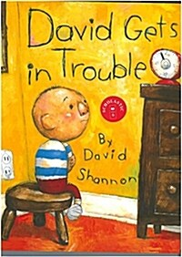 David Gets in Trouble (Hardcover)