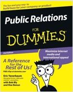 Public Relations for Dummies (Paperback, 2)