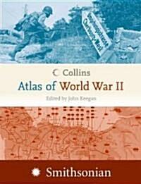 Collins Atlas of World War II (Paperback)