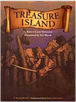 Treasure Island: A Young Reader's Edition of the Classic Adventure (Hardcover)