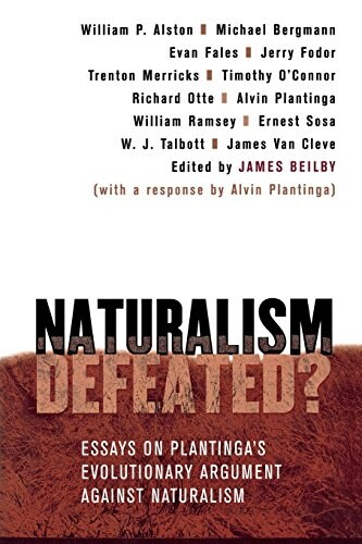Naturalism Defeated? (Paperback)