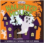 Pop-Up Surprise Haunted House: A Seriously Spooky Pop-Up Book (Hardcover)