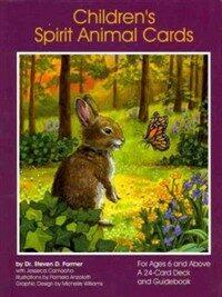 Children's Spirit Animal Cards (Other)