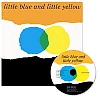 노부영 Little Blue and Little Yellow (Paperback 원서 & CD) (Paperback + CD)