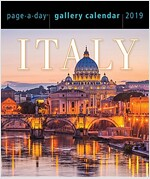 Italy Page-A-Day Gallery Calendar 2019 (Daily)