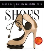 Shoes Page-A-Day Gallery Calendar 2019 (Daily)